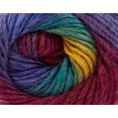 Galben-Verde-Violet-Grena