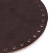 Baze rotunde pentru genți, piele ecologică