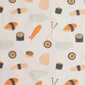 Bumbac Canvas, model Sushi