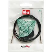 Cablu pentru andrele interschimbabile, KnitPro/Prym - 100 cm