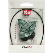 Cablu pentru andrele interschimbabile, KnitPro/Prym - 40 cm
