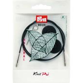 Cablu pentru andrele interschimbabile, KnitPro/Prym - 80 cm