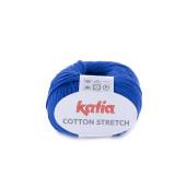 Cotton Stretch, Albastru indigo