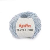 Velvet Fine, Bleu