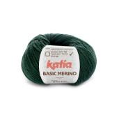 Basic Merino, Verde intunecat