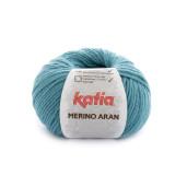Merino Aran, Bleu turcoaz