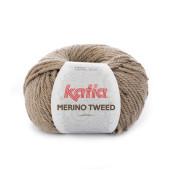 Merino Tweed, Bej mediu