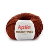Merino Tweed, Roșu cărămiziu
