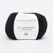 All Seasons Cotton, Negru