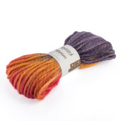 Corai-Oranj-Violet