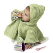 Capă bebeluș BAMBI