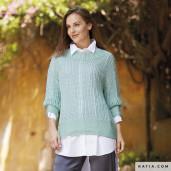Pulover tricotat Versailles