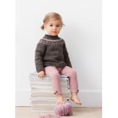 Bluză cu model jacard Alta Moda Alpaca