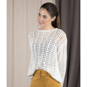 Pulover tricotat Joya
