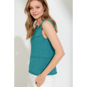 Top tricotat Linarte