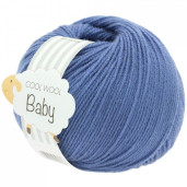Cool Wool Baby, Albastru