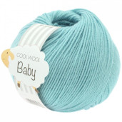 Cool Wool Baby, Turcoaz pastel