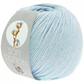 Soft Cotton, Bleu pastel