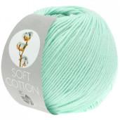 Soft Cotton, Verde mentă pastel