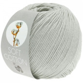 Soft Cotton, Gri deschis