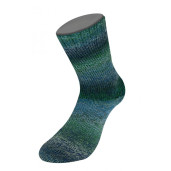 Verde mentă-Gri-Albastru
